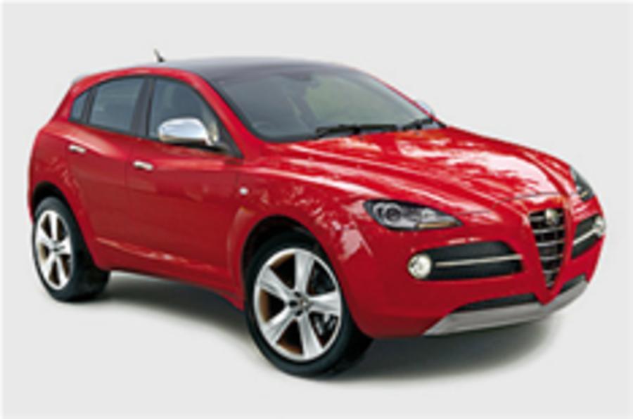 New Alfa 149 to spawn SUV