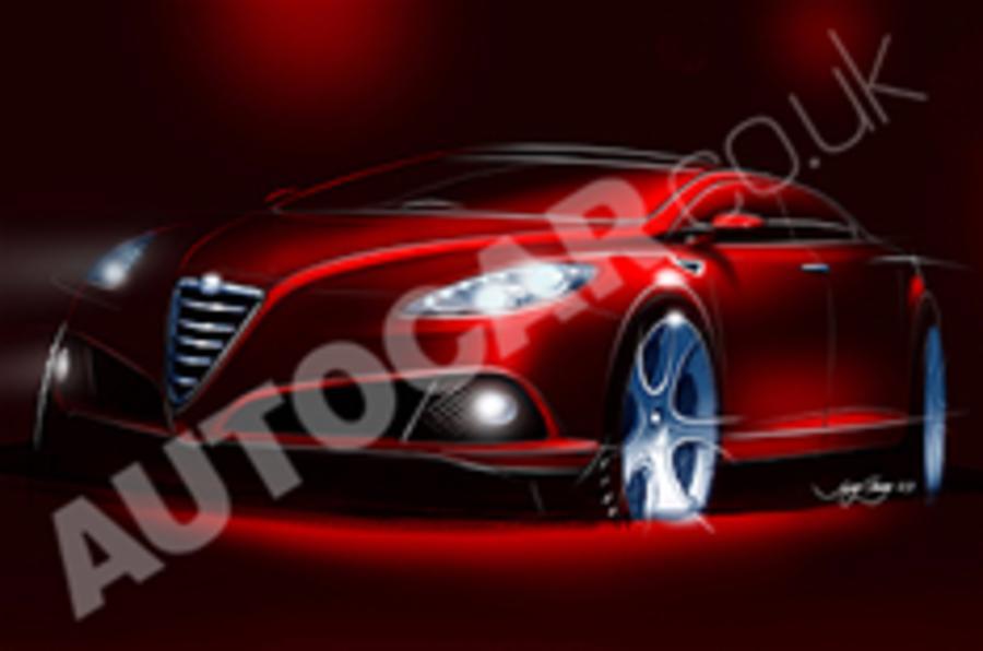Full details: Alfa Romeo Giulia