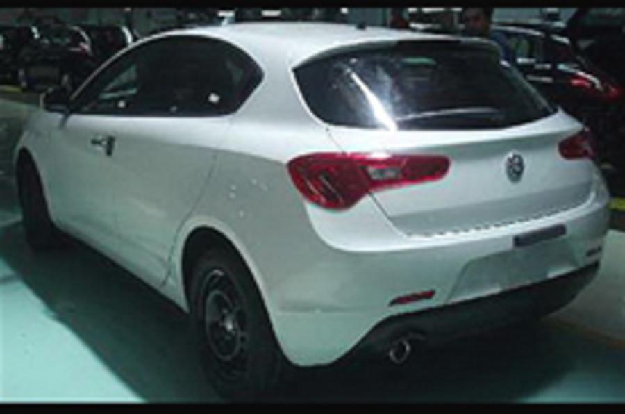 Updated: new Alfa Milano pics