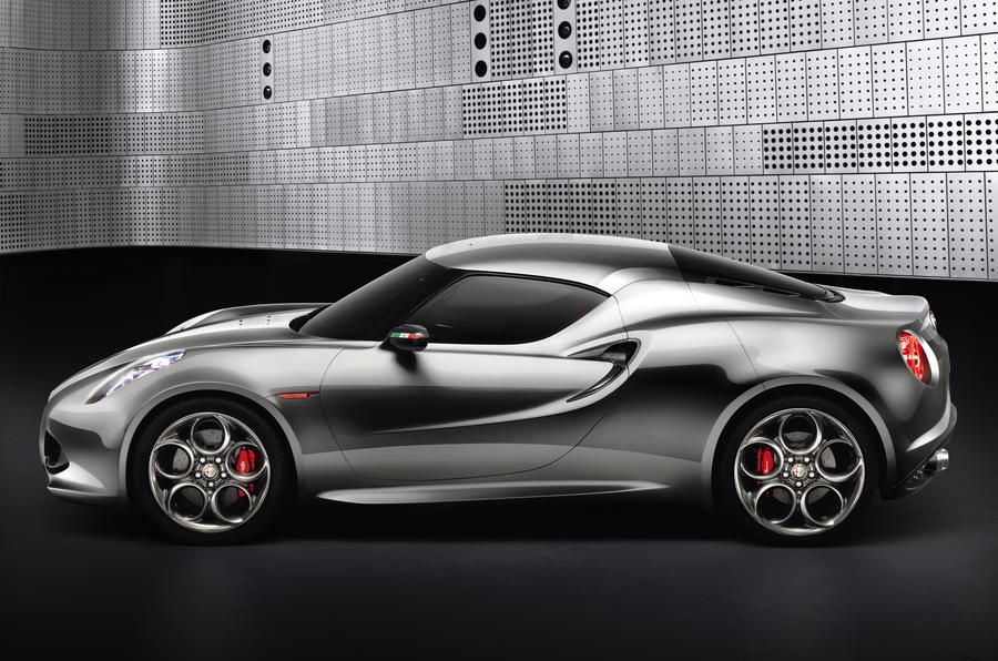 Alfa 4C 'to cost £38k'
