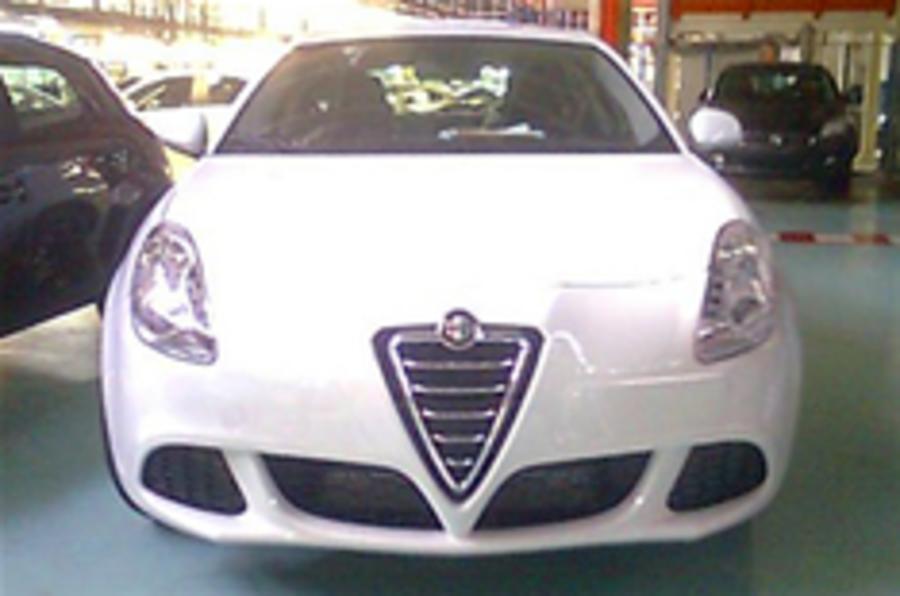 Alfa Romeo Milano images leaked