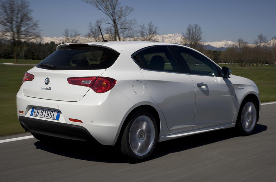 Alfa Giulietta from £16,995
