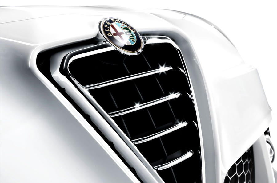 Alfa Giulietta stays passive