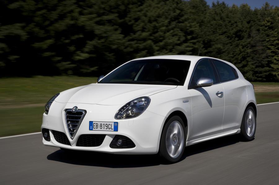 Alfa Giulietta from £16,995