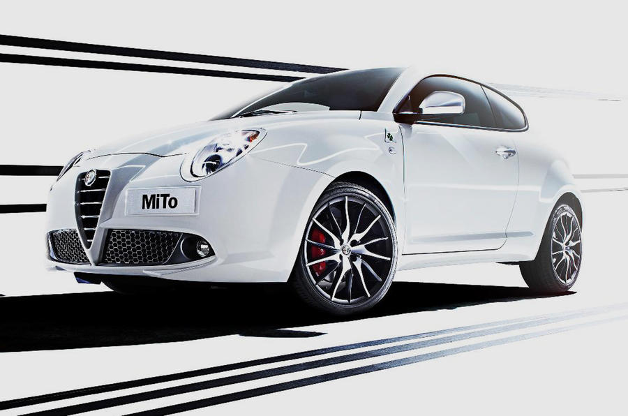 Alfa launches upgraded Mito