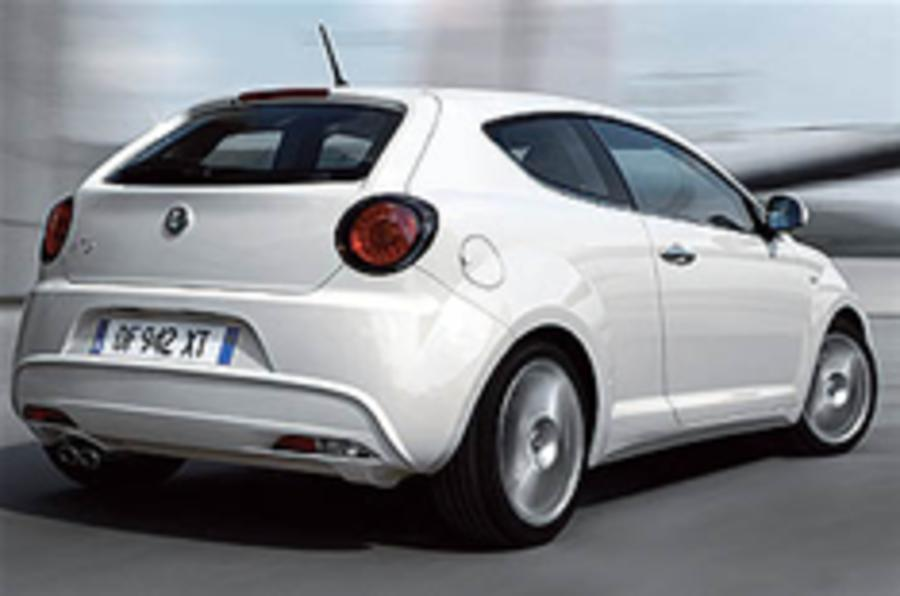 Alfa Mito GTA here in 2009