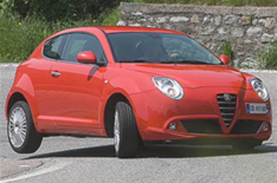 Alfa Romeo readies hot Mito GTA