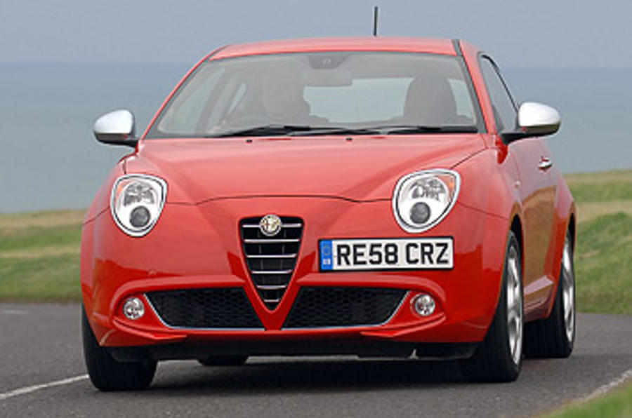 Alfa's US launch 'on hold'