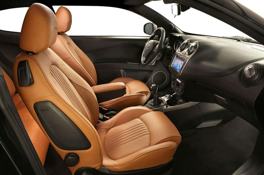 Alfa Romeo Mito by Maserati
