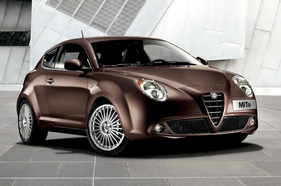 Alfa revises Mito range