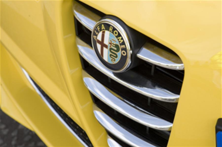 Alfa, Jeep SUVs set for 2012