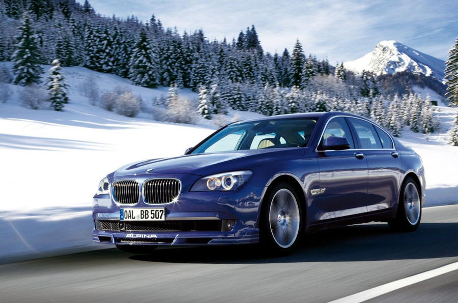 BMW Alpina B7 Allrad revealed