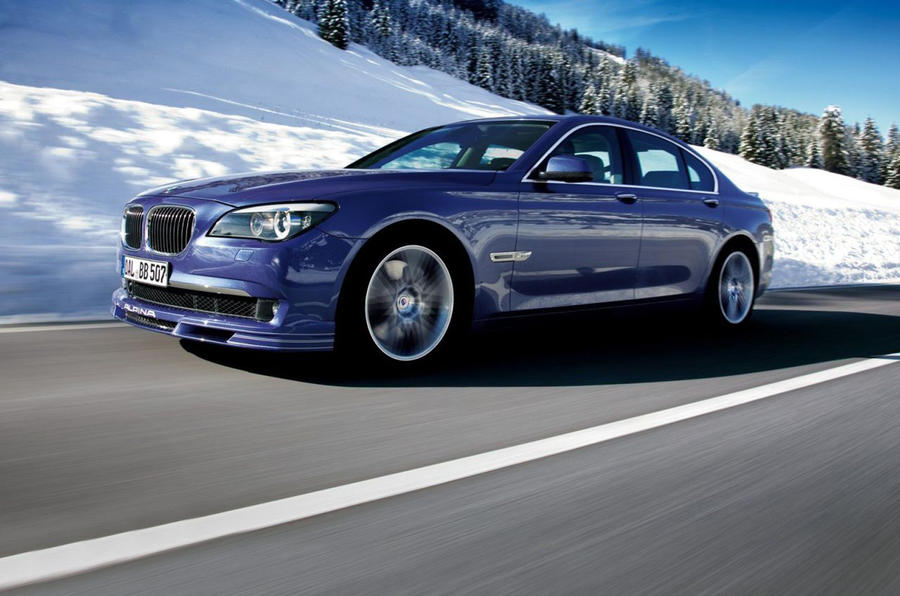 BMW Alpina B7 Allrad revealed