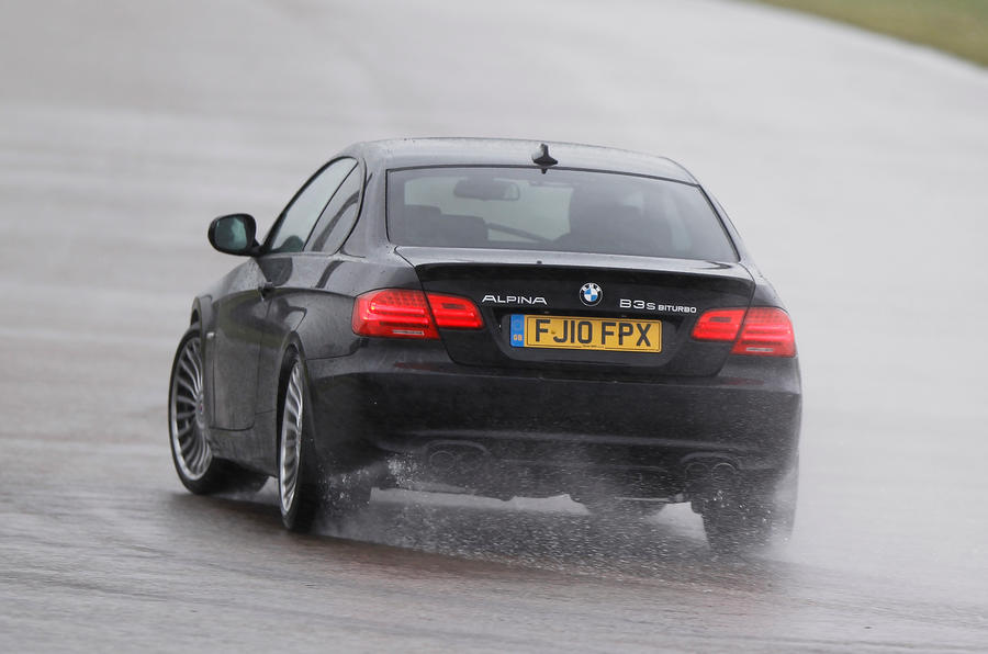 Alpina B3 S comes in numerous bodystyles