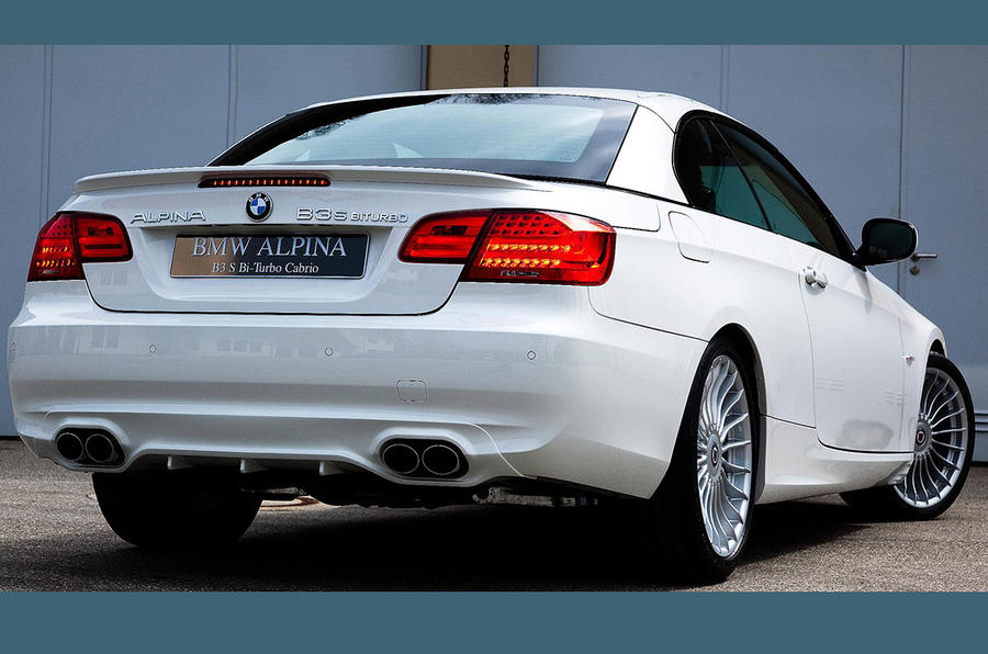 New Alpina B3 comes to UK