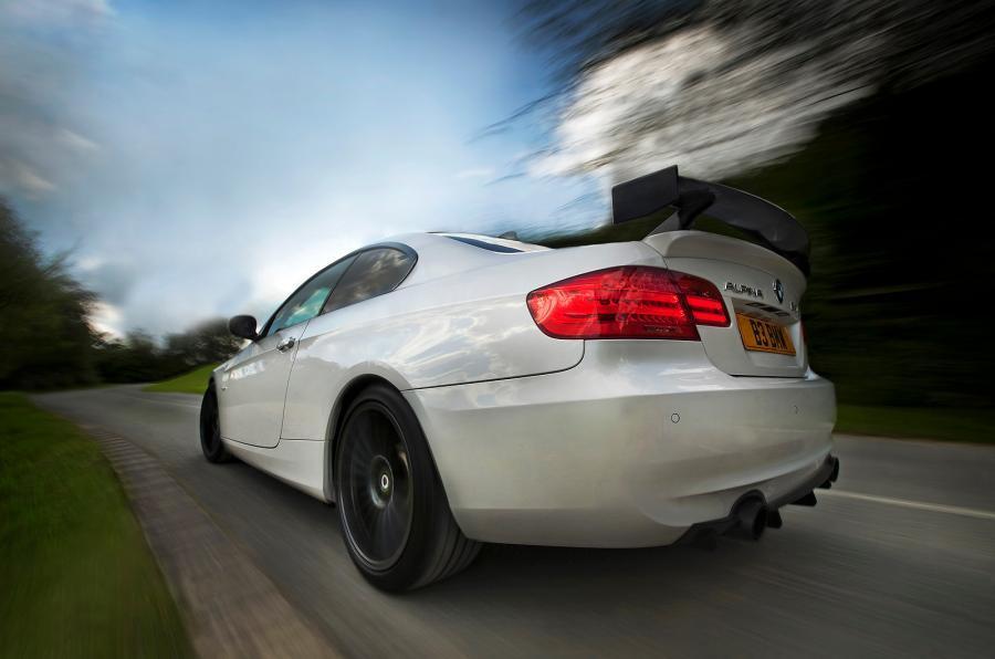 E92-based Alpina B3 GTS