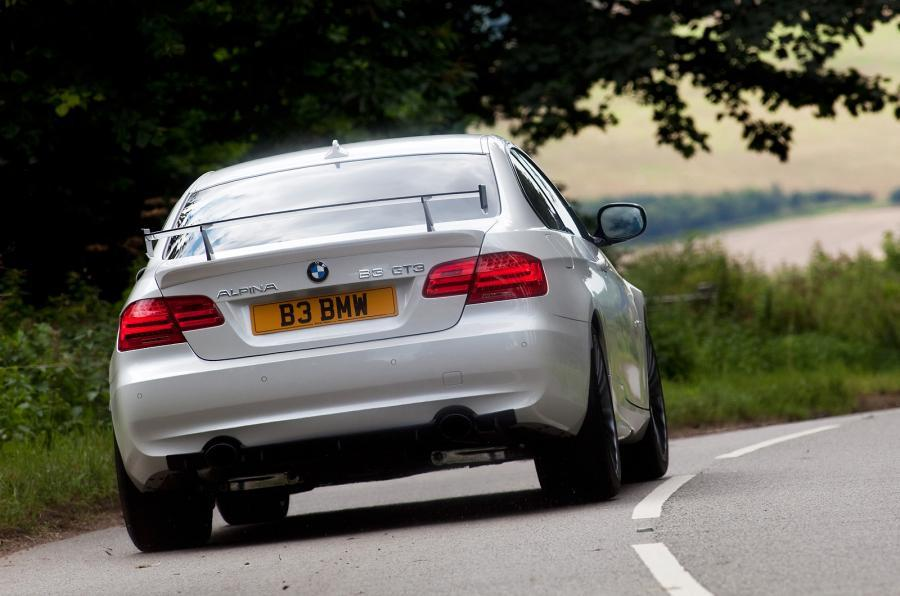 The hot Alpina B3