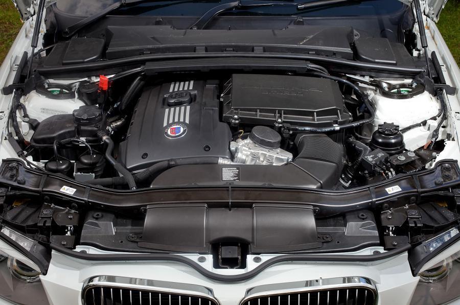 402bhp Alpina B3 GTS