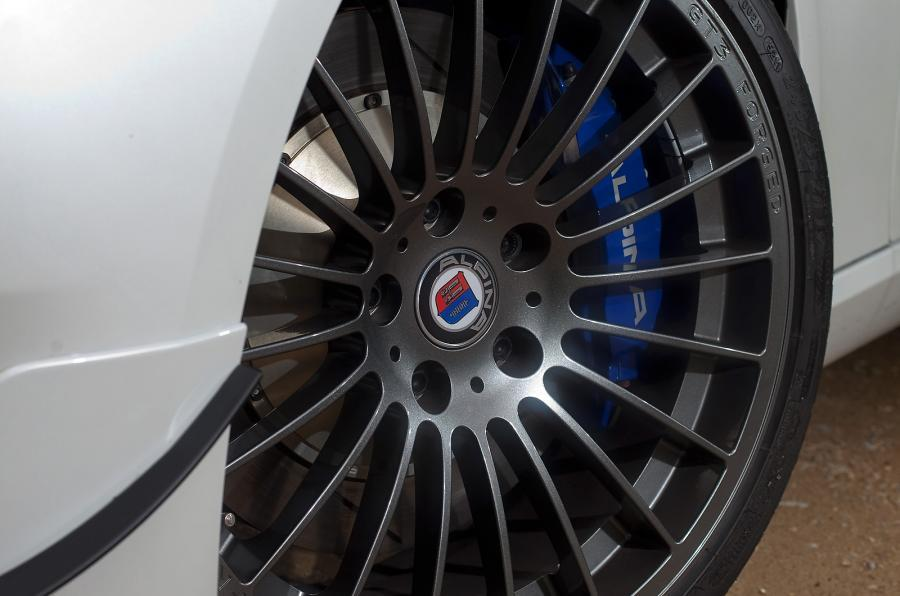 Alpina B3 GTS's alloys