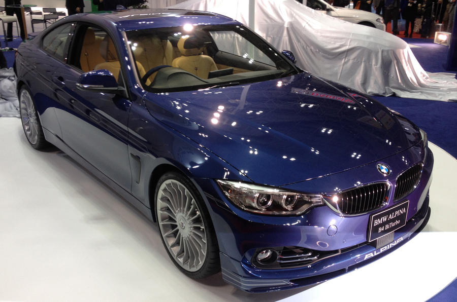 Alpina B4 Bi-Turbo revealed