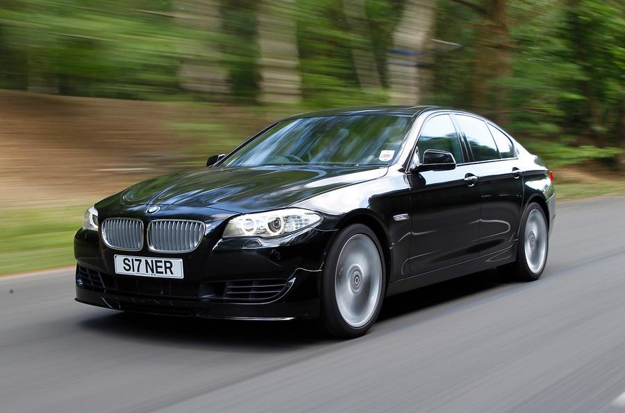 BMW 5 Series-inspired Alpina B5