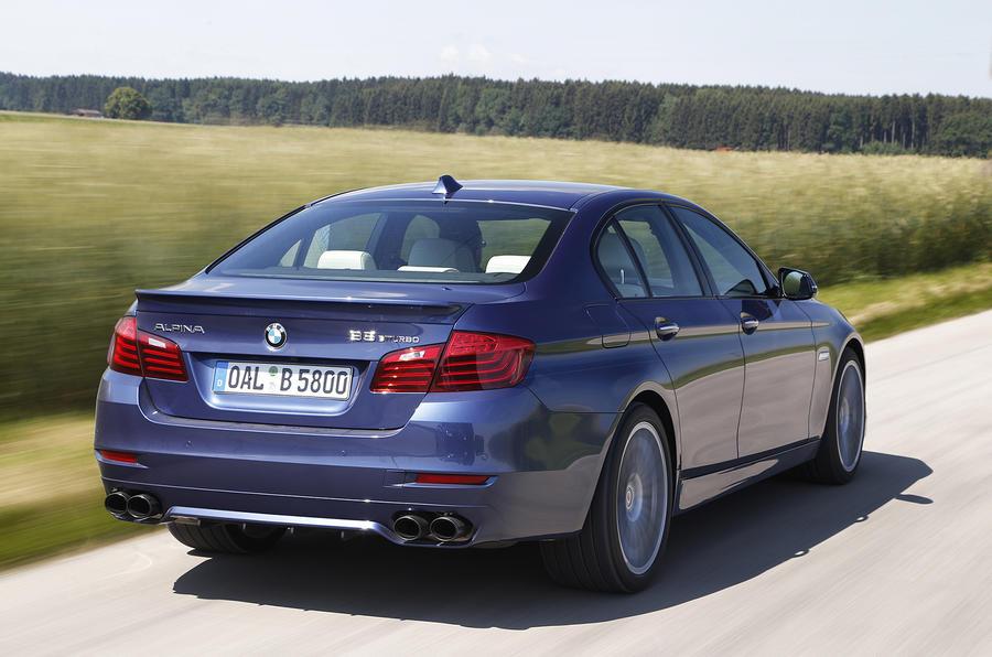 £86,650 Alpina B5 50 Edition