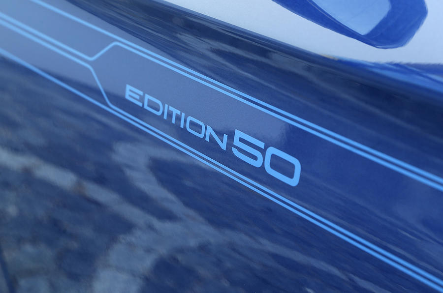 Alpina B5 Edition 50 decals