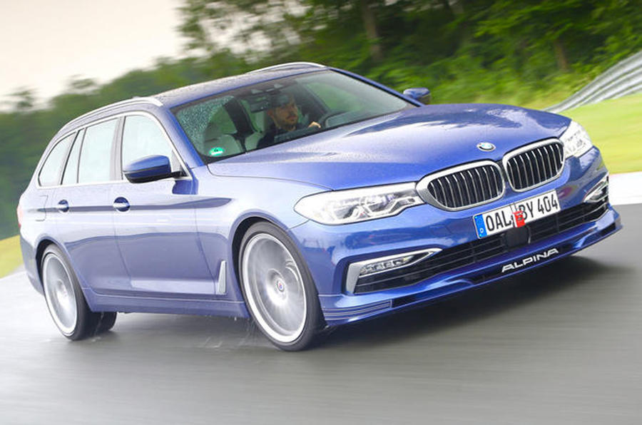 Alpina B5 Review 2019 Autocar