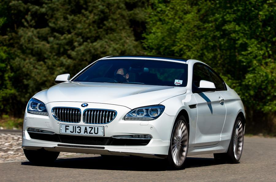 Alpina B Biturbo Review Autocar - Bmw alpina b6 biturbo price