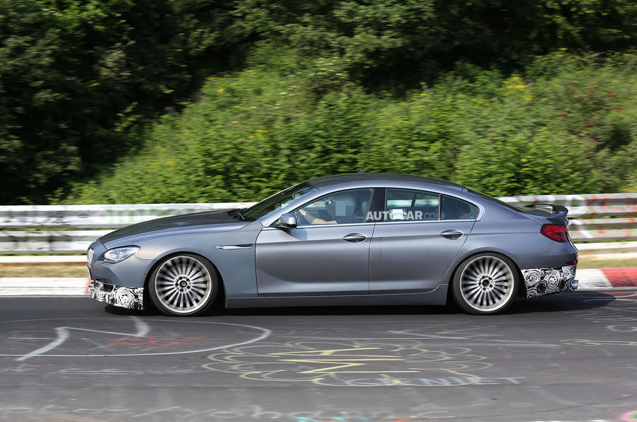 Test Alpina B3 Biturbo 2013 Autos Post