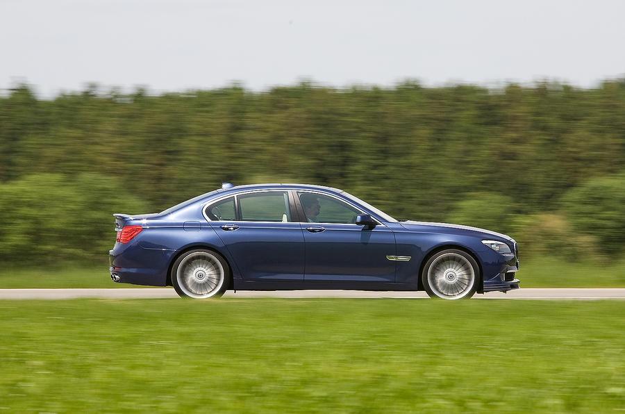 BMW 7 Series-inspired Alpina B7