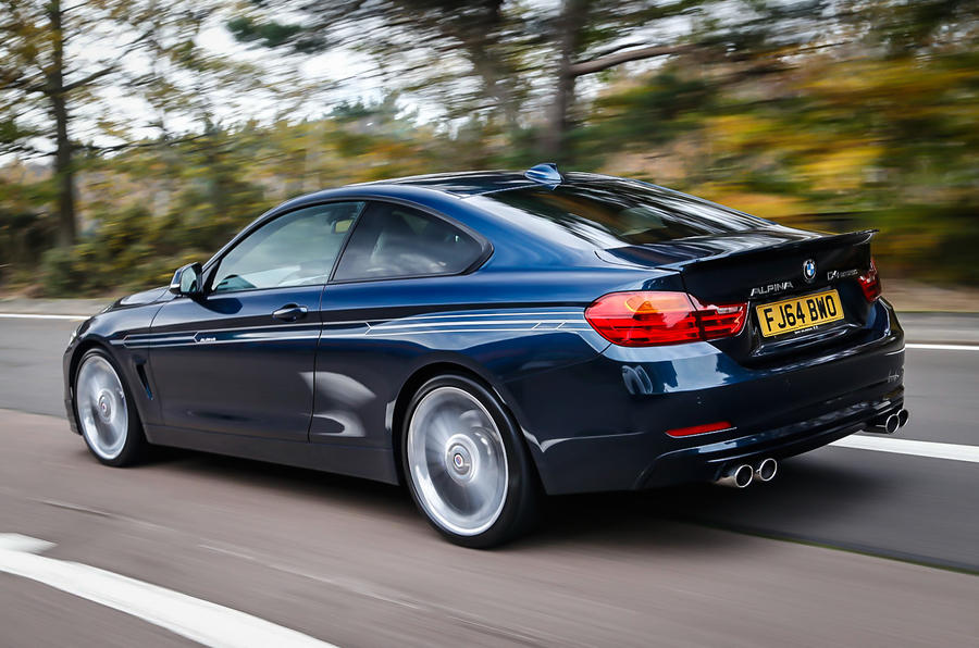 £50,590 Alpina D4 Biturbo Coupé