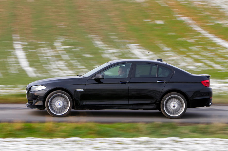 The four star Alpina D5