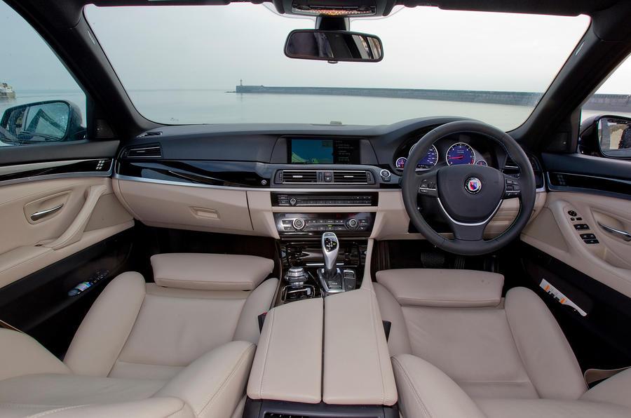 Alpina D5 2011-2016 review | Autocar