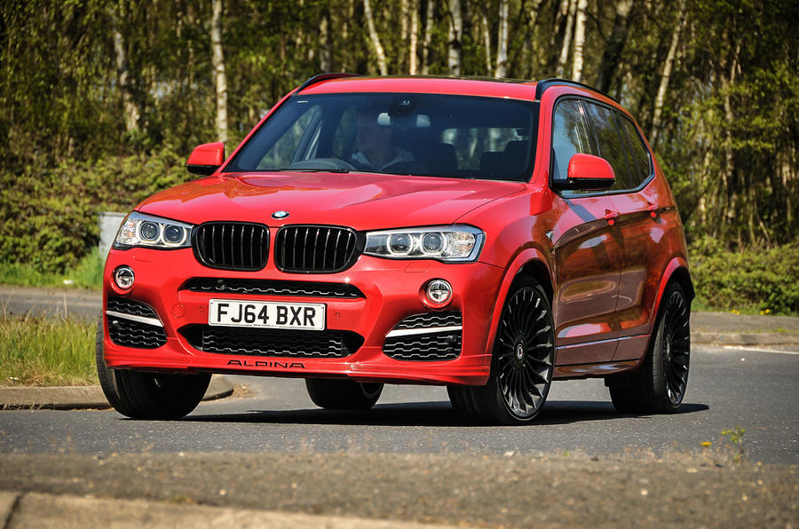 Alpina Xd3 Review 2017 Autocar