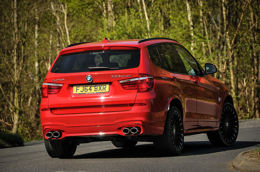 Alpina Xd3 Review 2018 Autocar
