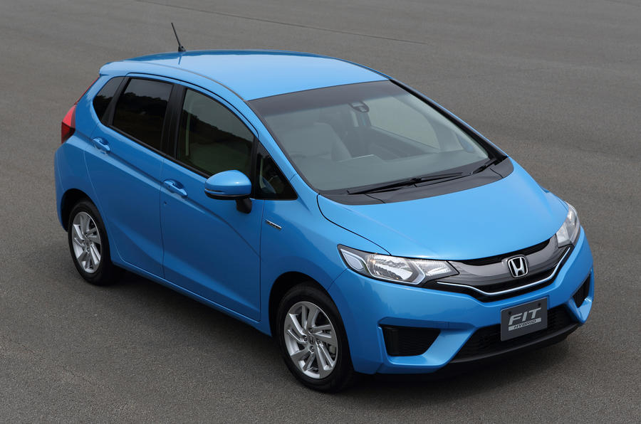 Honda shows new Jazz in official photos