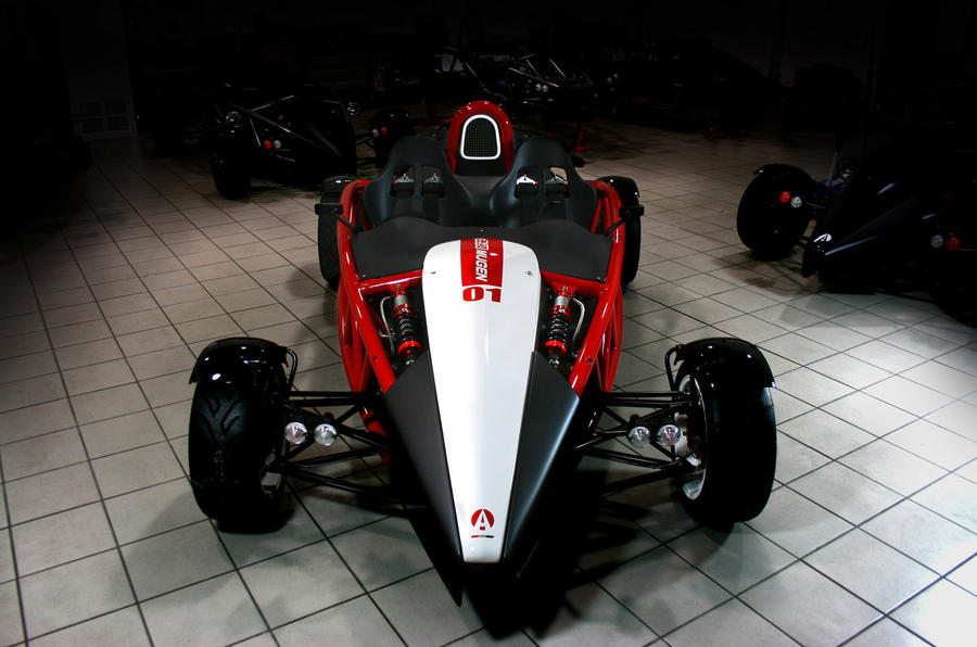 Ariel Atom gets Mugen treatment