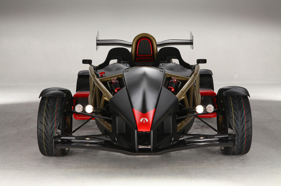 ariel atom v8 unveiled autocar. Black Bedroom Furniture Sets. Home Design Ideas