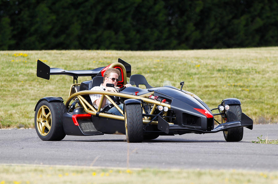 Ariel Atom Car Prices