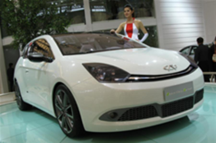 Shanghai motor show report