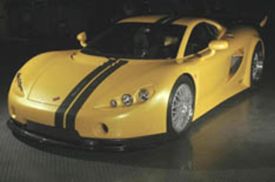 Ascari's 625bhp road-legal racer