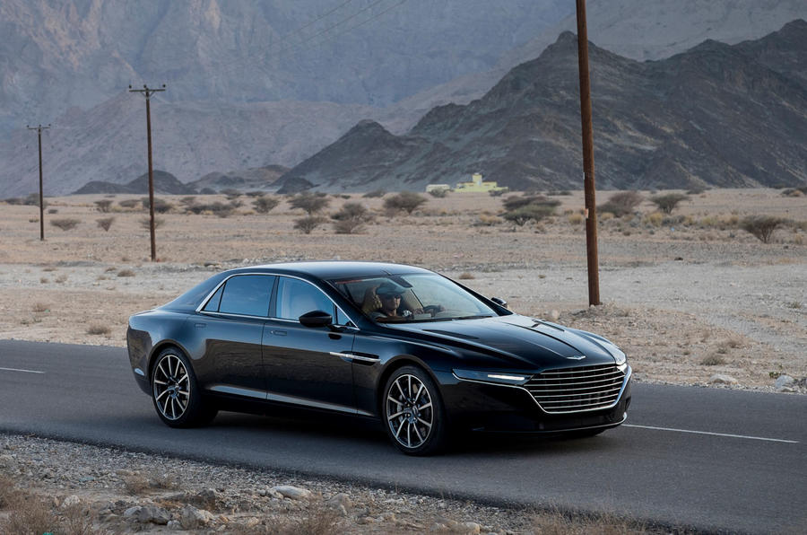 New Aston Martin Lagonda design secrets revealed