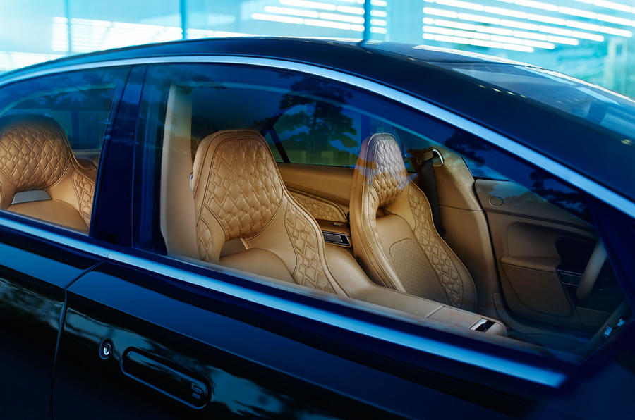 New Aston Martin Lagonda design secrets revealed