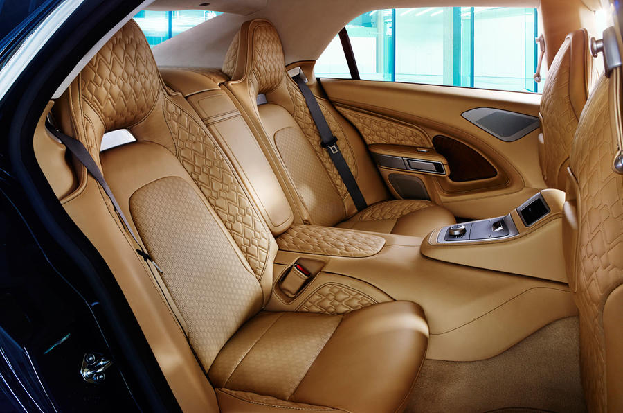 Aston Martin Lagonda Priced At Autocar - 4 door aston martin price