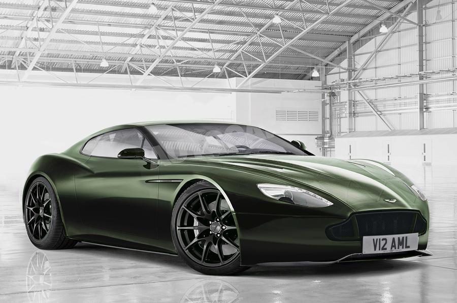 Aston Martin mulls name for new DB9