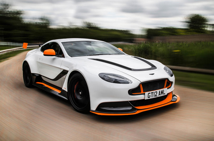 aston martin vantage gt12 review 2019 autocar. Black Bedroom Furniture Sets. Home Design Ideas