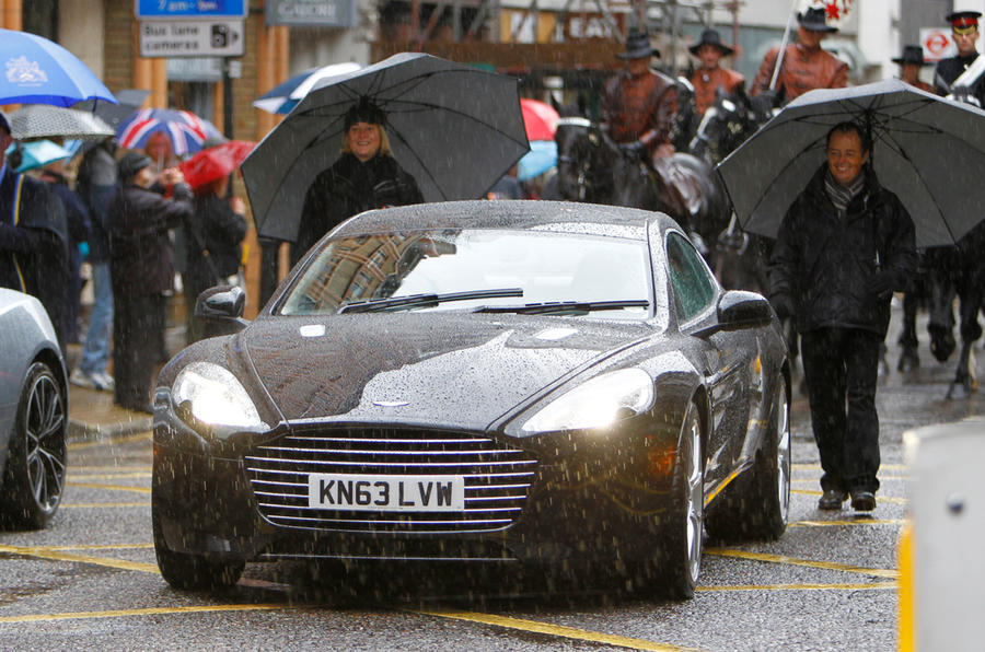 Aston Martin 2013 Lord Mayor