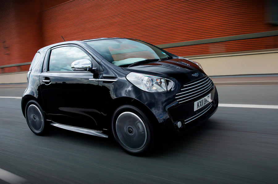 Wonderful ... 1.33 Litre Aston Martin Cygnet ...