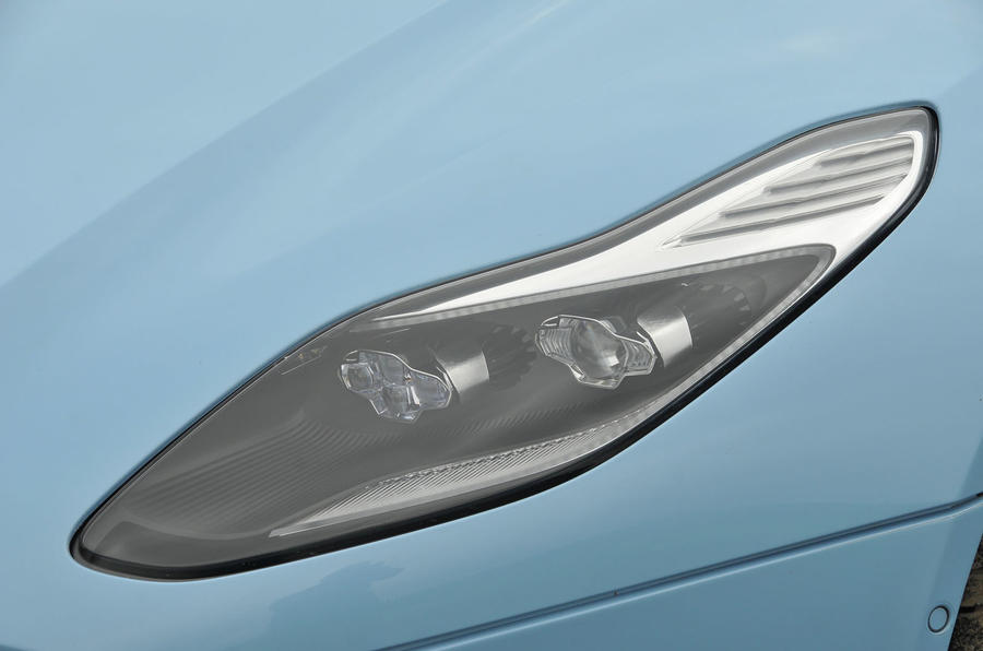 Aston Martin DB11 headlight